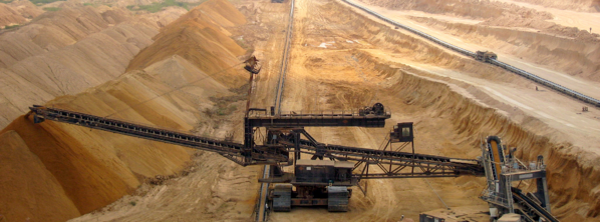 Phosphate stockpiles