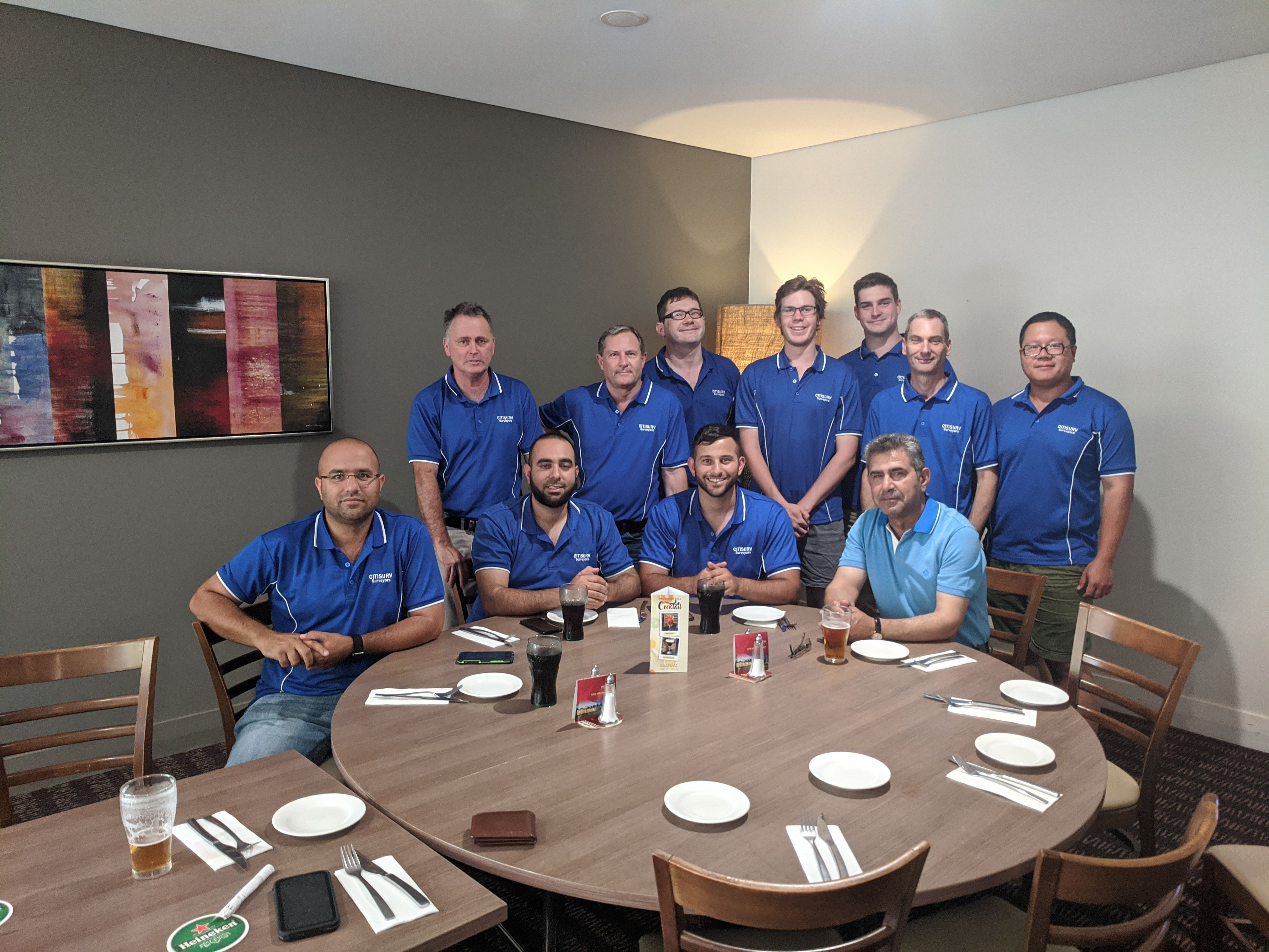 Citisurv team